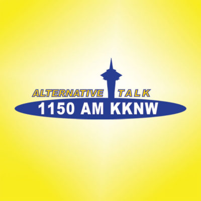 Interview on KKNW-FM with Vicky St. Clair